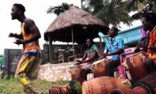 Mitmetel suvistel folgiüritustel esinema pidanud Ghana Star Dance Company ei saanud Eesti viisat