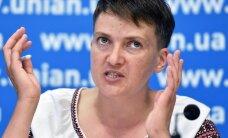 Савченко рассказала о подготовке администрацией Порошенко ее убийства