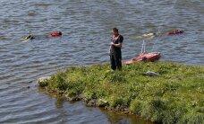 FOTOD: Pae karjäärist otsiti purjuspäi ujuma läinud meest, keda ei õnnestunud leida