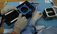 Teadusmaleva noored ehitavad uue katseseade ESTCube-2 arendamiseks