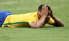 Сборная Бразилии продолжает удивлять своих болельщиков