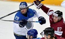 ВИДЕО: Сборная Латвии открыла счет победам на чемпионате мира