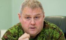 Kindral Terras: Eestit hakkab kaitsma kolm tuumariiki. Võtame nüüd rahulikumalt, tegelikult ka!