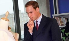 DELFI LONDONIS: Prints William ootab pruuti Westminster Abbey katedraalis 45 minutit