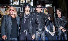 Aitäh! Fännid hääletasid viimasele tuurile mineva Mötley Crüe Soome esinema!