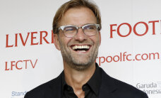 Klopp: Sir Alex Ferguson on jalgpalli John Lennon