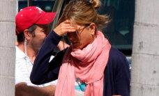 Jennifer Aniston kaotas ema: ta suri rahulikult pere ja sõprade keskel