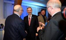 ФОТО и ВИДЕО DELFI: Сийм Каллас готов баллотироваться на пост президента Эстонии по глубоко личной причине