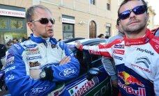 Veel kaks WRC legendi sihivad järgmise aasta Dakari rallit