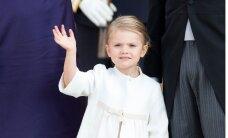 5 kuninglikku põhjust, miks Rootsi Estelle on maailma kõige ägedam printsess!