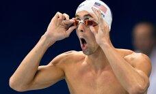 VEEL ÜKS KULD! Michael Phelps on Rios pidurdamatu