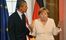 Меркель и Обама осудили российские авиаудары по Алеппо
