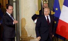 Владимир Путин отказался от визита во Францию