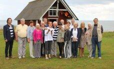FOTO: Endised kultuuriministrid Saaremaal: mida rahutum on maailm, seda tähtsam on kultuuri roll