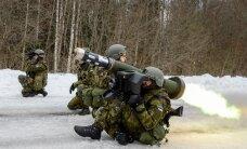 Liitlased on alustanud Eesti julgeoleku järsku tugevdamist relvade ja vägedega