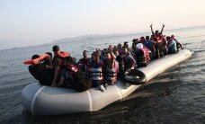 DELFI GRAAFIK: Kreeka on Vahemere pagulaste uus peasihtkoht