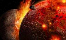Theia - kas tõesti selline planeet põrkas kunagi Maaga kokku?
