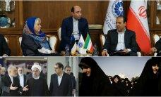 Marina Kaljuranna pearäti kandmine Iraani-visiidil pani populaarse hijabi-teemalise liikumise avalikult oma arvamust avaldama