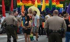 Relvastatud mees suundus ka Los Angelese geiparaadile