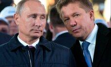 Euroopa vaatab venelaste rikkumisele läbi sõrmede: Euroopa Komisjon jätab Gazpromi trahvimata