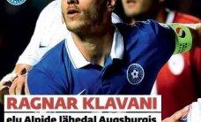 Jaanuari Jalka kaanel on Ragnar Klavan