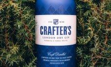 Упаковка Crafter's Gin от Liviko вошла в сотню лучших в мире