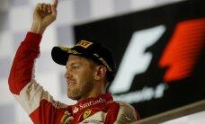 VIDEO ja FOTOD: Sebastian Vettel võitis Singapuri GP, Mercedes jäeti poodiumilt välja!