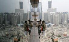 Hiina pealinn Peking vajub, kohati isegi 11 sentimeetrit aastas
