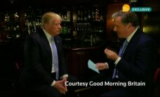 VIDEO: Donald Trump tunnistas, et David Cameroniga ta läbi saama ei hakka