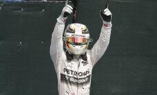 Hamilton võitis Itaalia GP kvalifikatsiooni, Räikkönen teine!