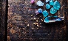 Kristallid kodus: milliste kivide abil luua elamisse hea energia?