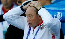 Endine Venemaa peatreener Slutski: istusime öö läbi hotellitoas ning saime aru: oleme s***d