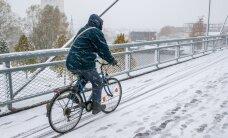 А снег идет? Смотрите онлайн, какая погода сейчас в разных городах Эстонии