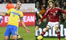 Jalgpalli EMi play-offide loosimisel tekkis mitu põnevuspaari