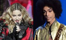 Muusikaajaloo suurim tüliõun: Prince purustas Madonna unistuse