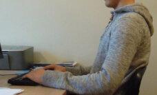 Kuidas õigesti arvuti ees istuda (või seista)