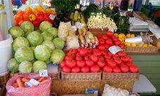 На центральном рынке в Таллинне мужчина напал на торговцев