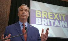 Лидер UKIP и один из идеологов Brexit Найджел Фарадж решил подать в отставку