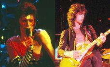 Led Zeppelini kitarristi endine armuke: kaotasin 14-aastasena oma süütuse David Bowiele
