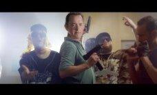 """VIDEO: Räplugu """"Tom Hanks"""" vallutab neti kulutulena, poeg kommenteerib: geniaalne!"""