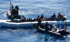 Briti parlamendikomitee raport: EL-i missioon ei häiri inimsmugeldamist Vahemerel mingil olulisel viisil