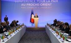 В Париже пытаются перезапустить ближневосточные переговоры