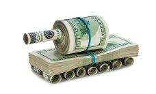 Дефицит бюджета США вырос на 27 процентов