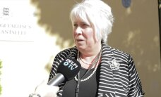 ВИДЕО DELFI: Марина Кальюранд еще не решила, будет ли баллотироваться в президенты