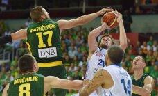 Leedu korvpallikoondis võitis Hollandit 23 punktiga