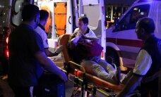 Эстонка в аэропорту Стамбула: шок, хаос, выстрелы, скорая