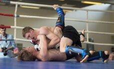 VIDEO: Eesti esimestel vabavõitluse meistrivõistlustel riisusid koore tartlased