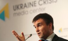 Ukraina välisminister Klimkin saabub homme Eestisse