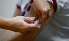 Gripivaktsiin on Lääne-Tallinna keskhaigla nakkuskliinikust otsa saanud