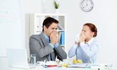 Grippi haigestumise riskirühma moodustavad inimesed, kelle immuunsüsteem on tavalisest nõrgem